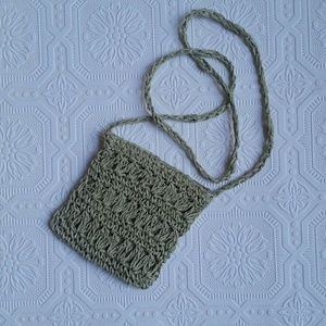 Other - Kid's Straw Purse